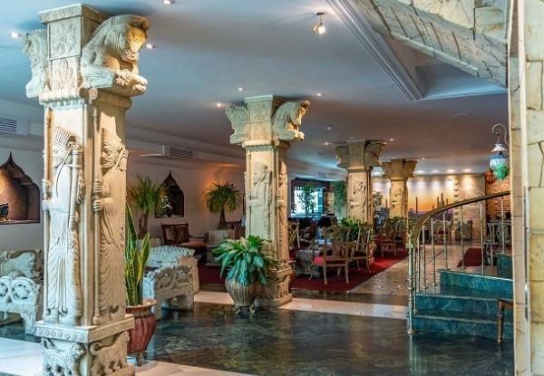 هتل آپارتمان تاج محل