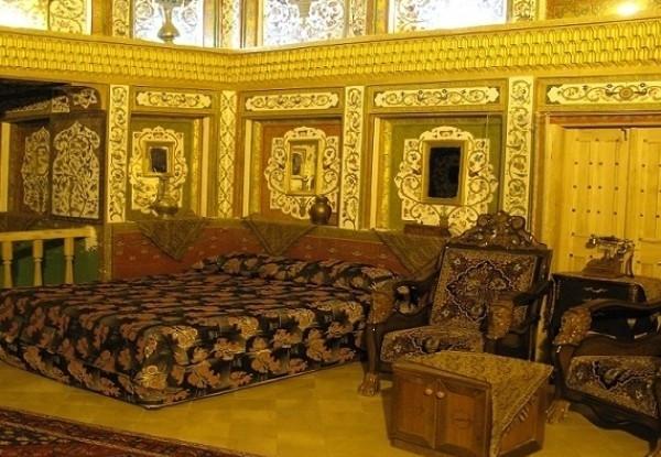 هتل آنتیک ملک التجار