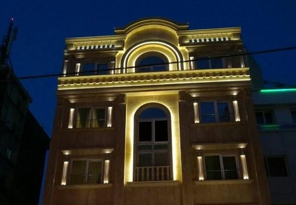 هتل آپارتمان نخل فردوس